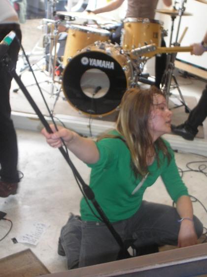 The Duke Spirit at SXSW in 2005